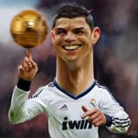 Ronaldo bị công kích sau khi nhận quả bóng vàng