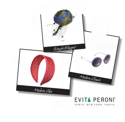 Sắc màu xuân từ Evita Peroni