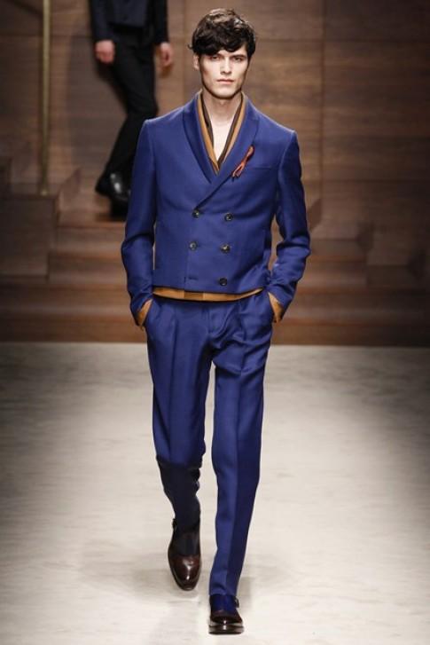 Salvatore Ferragamo thay đổi cách nhìn về trang phục nam