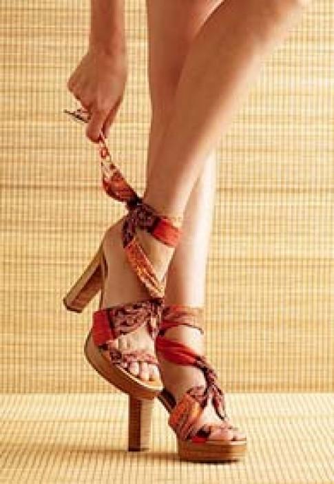 Sandal nữ tính