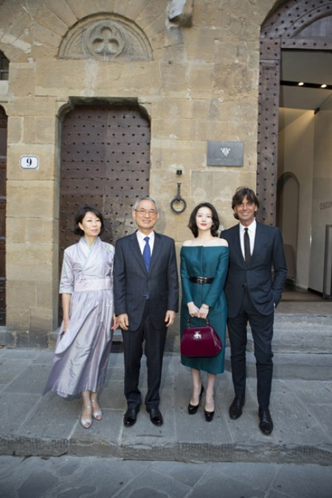 Sao châu Á tại Tuần thời trang Milan, Paris (2)
