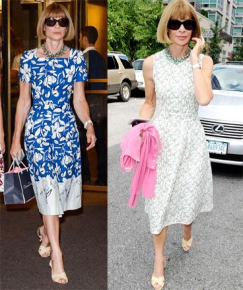 Sao đa phong cách tại Tuần Thời trang New York (2)