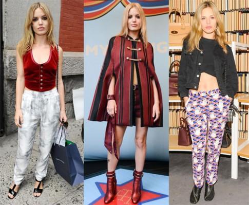 Sao đa phong cách tại Tuần Thời trang New York