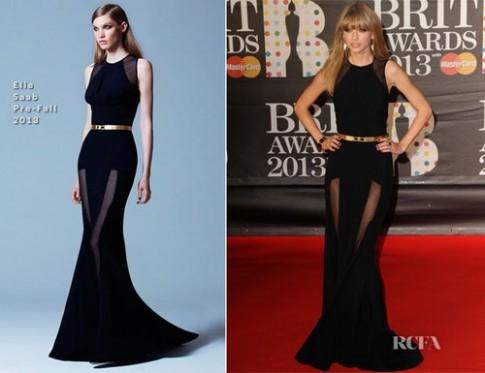 Sao diện hàng hiệu tới Brit Awards