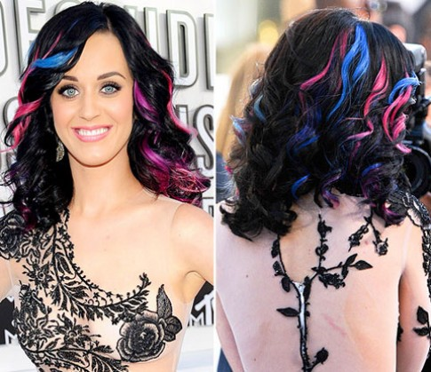 Sao Hollywood mê 'gẩy' highlight hồng lên tóc
