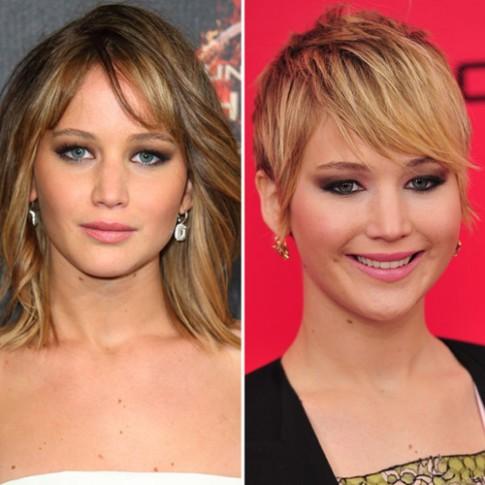 Sao thay đổi kiểu tóc để làm mới vẻ bề ngoài