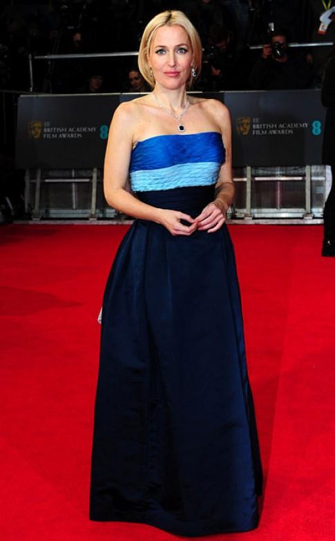 Sao trên thảm đỏ BAFTAs 2014
