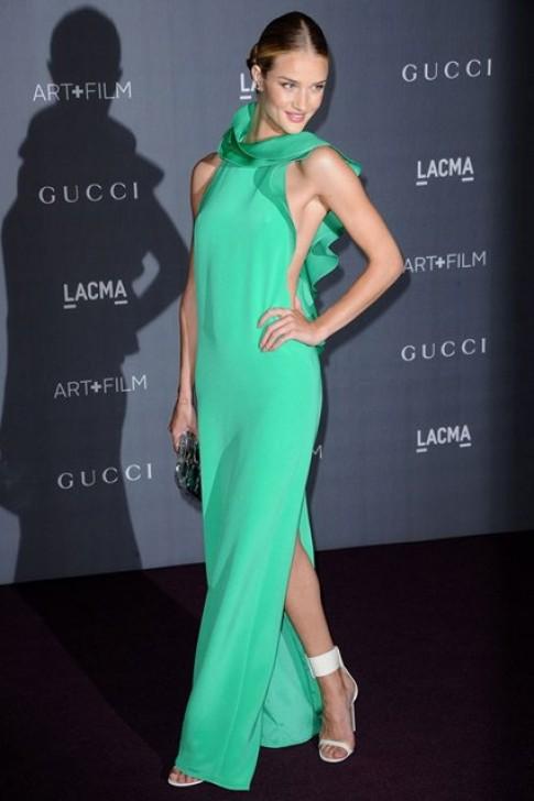 Sao trong các thiết kế Xuân 2013 của Gucci