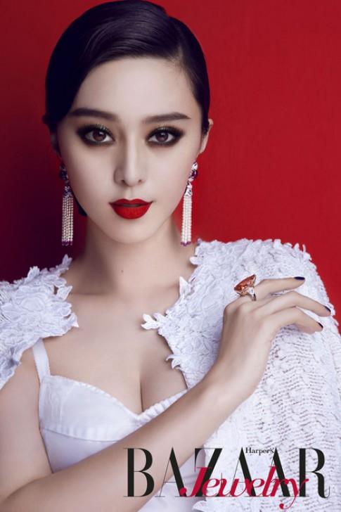 Sao Trung Quốc đẹp cổ điển với màu son đỏ