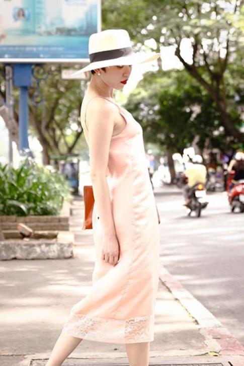 Sao Việt đẹp, xấu với mốt váy áo ngủ xuống phố