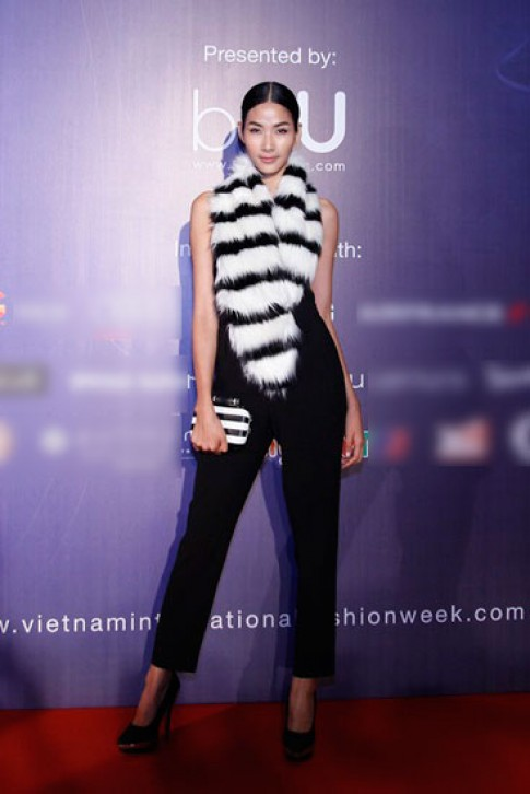 Sao Việt khoe gu thẩm mỹ trên thảm đỏ Tuần thời trang