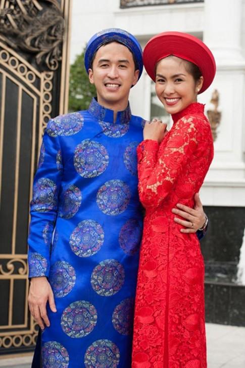 Sao Việt trang điểm tinh tế khi làm cô dâu