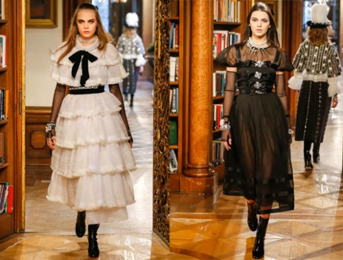 Show Chanel 'giành giật' sự chú ý với Victoria's Secret