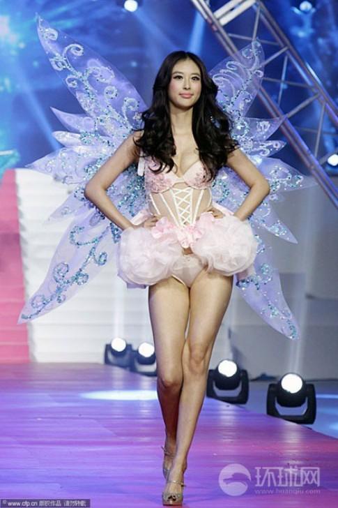 Show nội y Trung Quốc đạo ý tưởng của Victoria's Secret