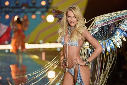 Show Victoria's Secret 2015 bị chê tẻ nhạt