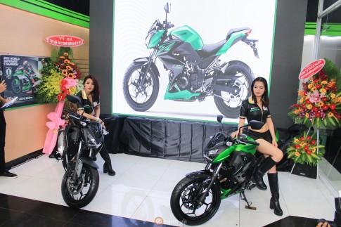 Showroom Quang Phương chính thức ra mắt Kawasaki Z300 ABS