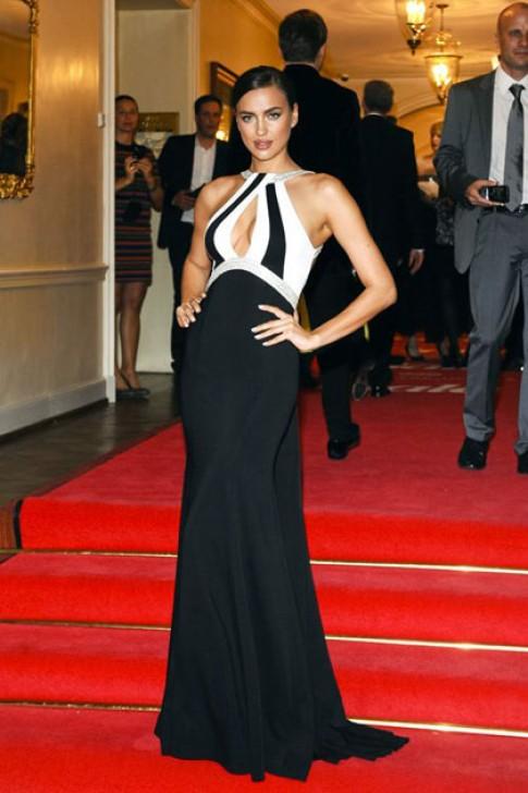 Siêu mẫu Nga Irina Shayk mặc đẹp nhất tuần