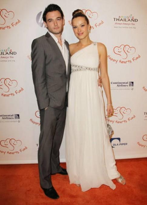 Siêu mẫu Petra Nemcova đính hôn