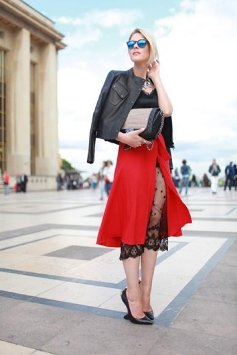 Street style ấn tượng tại Tuần lễ Paris Haute Couture