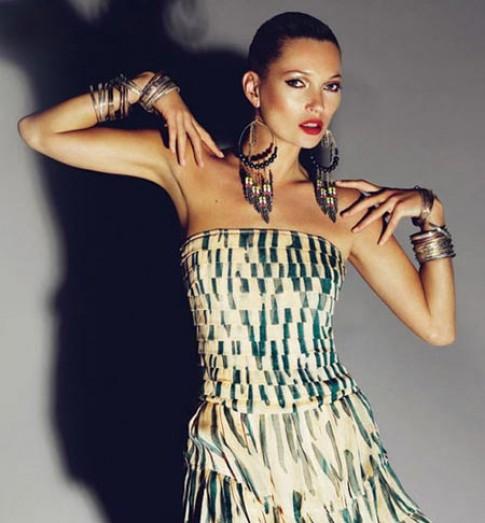 Style mùa hè của Kate Moss