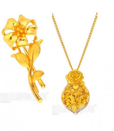 Sức lôi cuốn khó cưỡng từ trang sức vàng