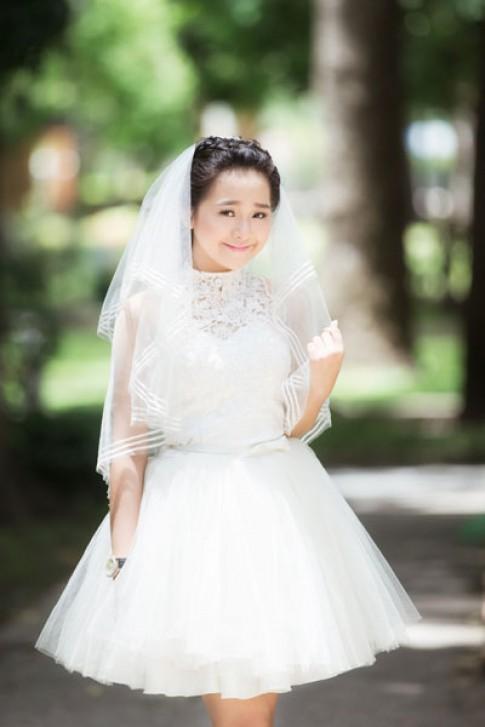 Tam Triều Dâng làm cô dâu 16 tuổi
