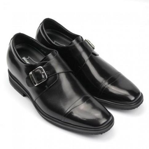 Tăng 12 cm với giày nam Boxxyno