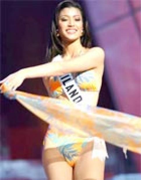 Thái Lan xin đăng cai cuộc thi Hoa hậu Hoàn vũ