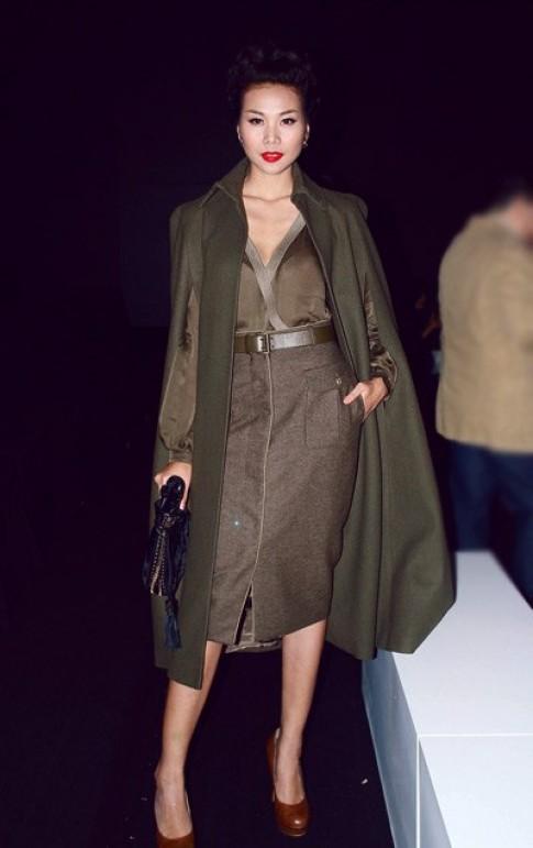 Thanh Hằng có phong cách nhất năm 2012