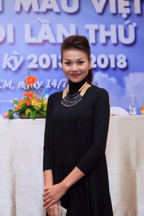 Thanh Hằng làm ủy viên thường vụ Hội người mẫu VN