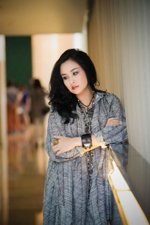 Thanh Lam, Tú Anh hút mắt nhờ khéo trang điểm