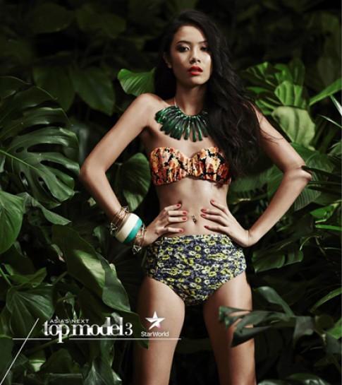 Thí sinh Việt Nam suýt bị loại trong tập đầu Asia's Next Top Model