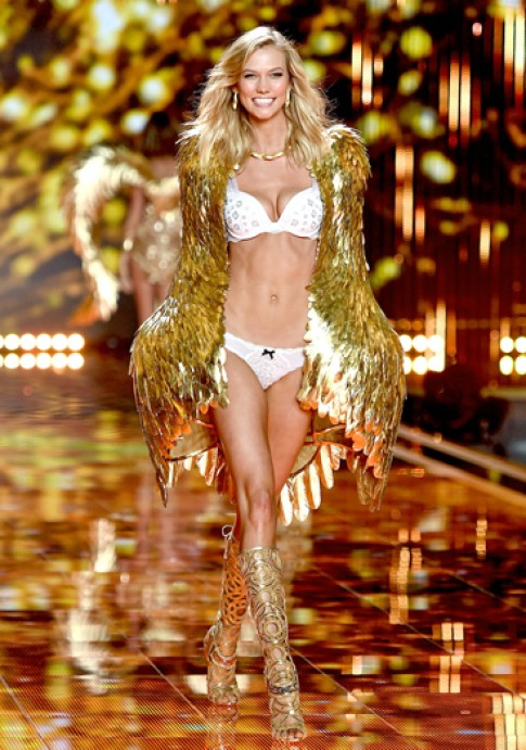 'Thiên thần' Karlie Kloss và Doutzen Kroes rời Victoria's Secret