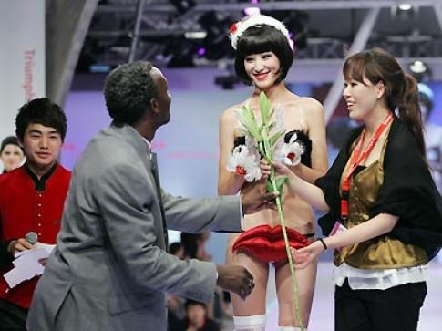Thiết kế đồ lót của Nhật đoạt giải sáng tạo