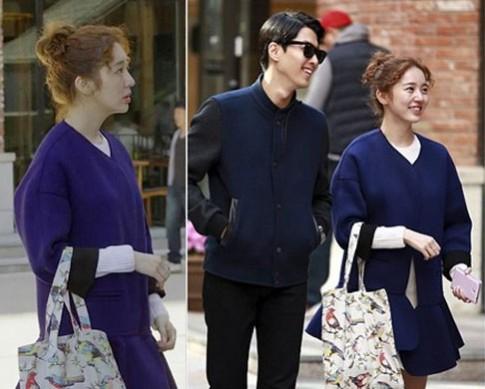 Thời trang ấn tượng của Yoon Eun Hye trong 'Future's Choice'