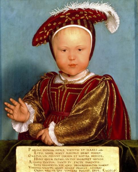 Thời trang cho trẻ em hoàng gia theo dòng lịch sử