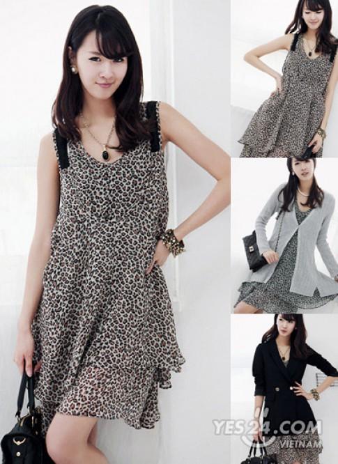 Thời trang công sở Hàn Quốc của Yes 24