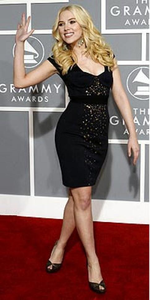 Thời trang Grammy 2007: Cổ điển và lộng lẫy