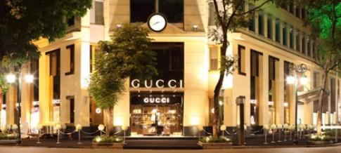 Thời trang Gucci có mặt tại Hà Nội
