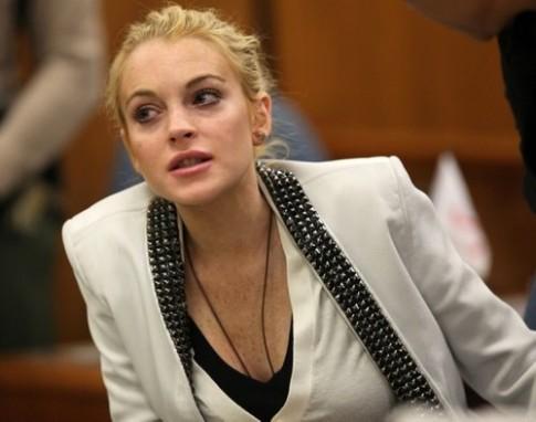 Thời trang hầu tòa của Lindsay Lohan
