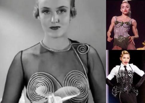 Thời trang hiện đại trong tưởng tượng 74 năm trước