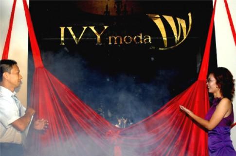 Thời trang IVY đổi logo mới