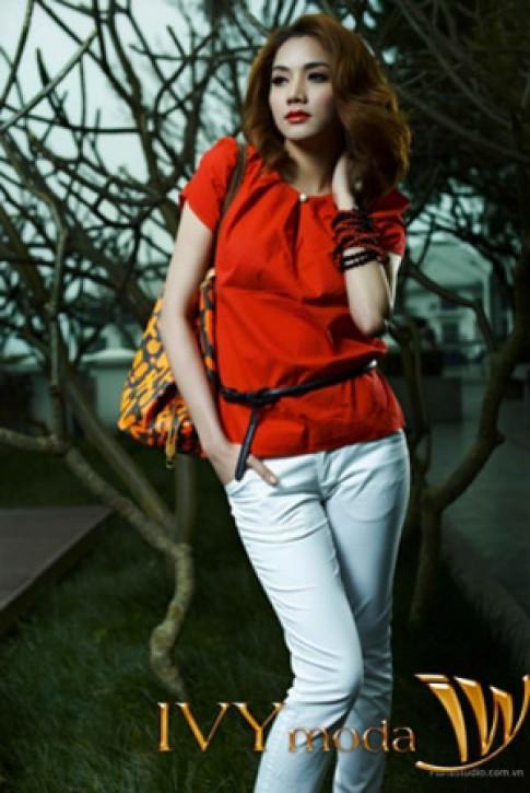 Thời trang IVY Moda khuyến mãi tháng 4
