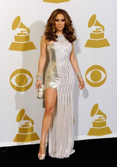 Thời trang thảm đỏ của Jennifer Lopez