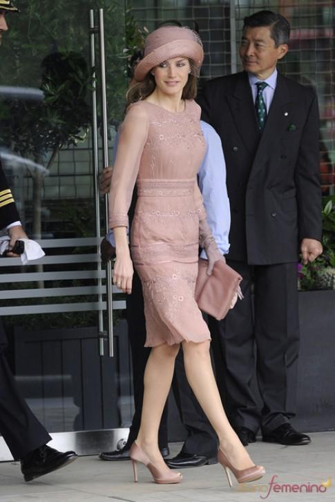 Thời trang thanh lịch của Công chúa Tây Ban Nha