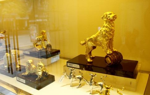 Thời trang vàng trang sức cao cấp của VietinBank
