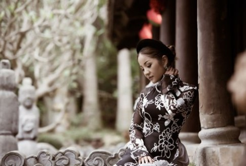 Thúy Nga gợi nét đẹp của phụ nữ Hà Nội