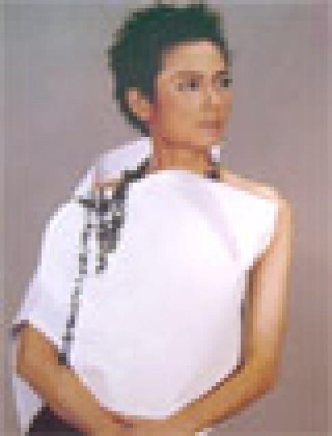 Thuý Vinh và thành công ban đầu với nghề người mẫu