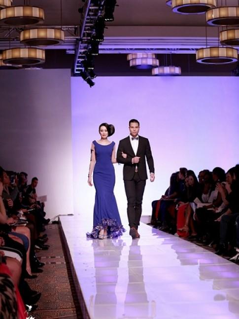 Tiến Đoàn tham dự New York Fashion Week