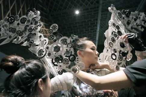 Tiêu chuẩn chọn người mẫu tại Tuần thời trang quốc tế Việt Nam